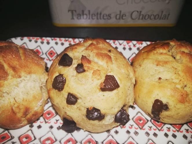 macatias au chocolat sans gluten